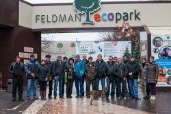 Psychosocial rehabilitation for ATO soldiers in Feldman Ecopark