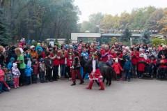 На день рождения Клуба юннатов в Фельдман Экопарк приготовили 60 тысяч вареников