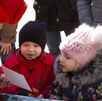 Children's quests weekend took place in Feldman Ecopark