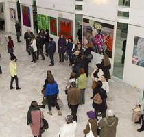 Feldman Art Park'15 collection exhibition opened in AVEC Gallery