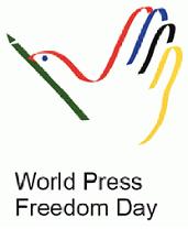 Олександр Фельдман подякував журналістам за право бути по-справжньому вільними
