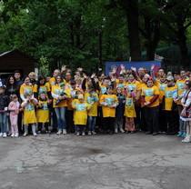 В Фельдман Экопарк отметили Международный день семей