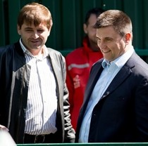Minister of Foreign Affairs Pavlo Klimkin Visited Feldman Ecopark