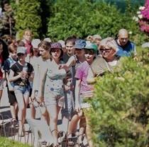 Children from ATO-Zone Visited Feldman Ecopark