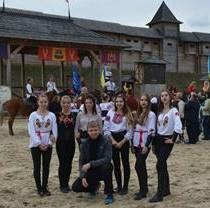 "Feldman Ecopark's Riders Participated in Festival ""Centaurs-2"""