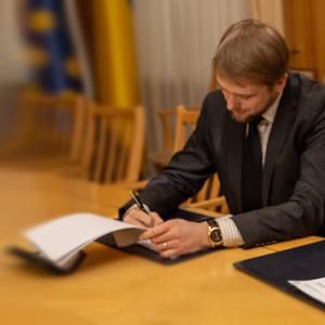 Фонд Александра Фельдмана поможет создать экопарк в Днепропетровской области