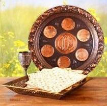 Александр Фельдман поздравляет иудеев с Песахом